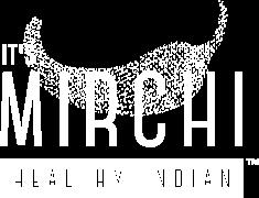 Logo - It's Mirchi Healthy Indian