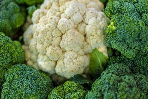 Health Benefits of Broccoli & Cauliflower